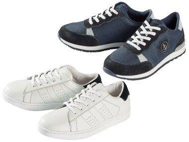 "PEPPERTS® Chlapecká kožená obuv ""Sneaker"""