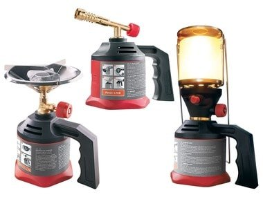 POWERFIX® Kempinkový vařič / lampa / letlampa na kartuše