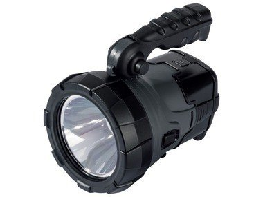 POWERFIX® Pracovní LED svítilna se solárním panelem