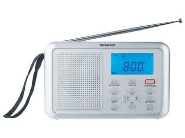 SILVERCREST® Rádio SWDR 500 B1