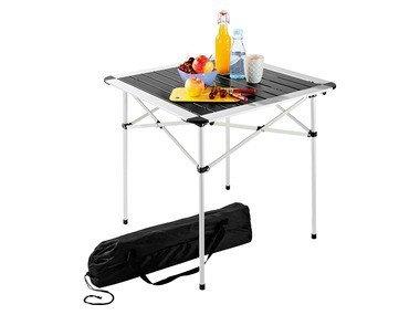 CRIVIT® Kempinkový stůl 70x70x70