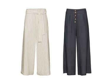 ESMARA® Dámské Culottes kalhoty