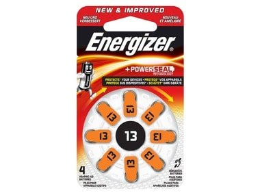 Energizer Baterie do naslouchadel 13 DP
