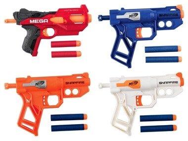 Hrací pistole Nerf Blaster