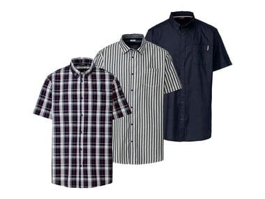 LIVERGY® Pánská volnočasová košile XXL
