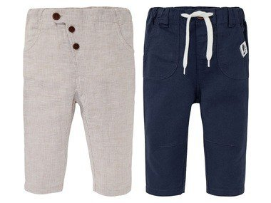 LUPILU® Chlapecké kalhoty BIO