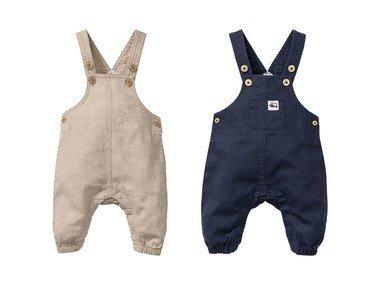 LUPILU® Chlapecké kalhoty s laclem BIO