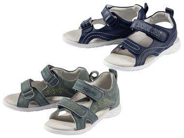 LUPILU® Chlapecké kožené sandály
