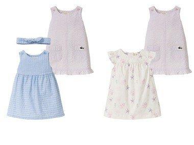 LUPILU® Dívčí šaty BIO