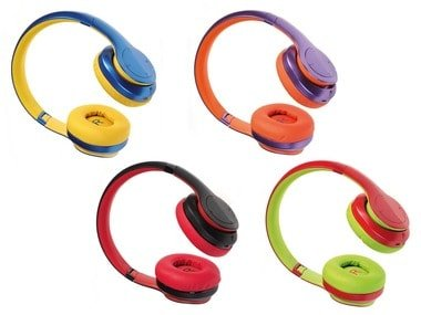 SILVERCREST® Bluetooth® sluchátka SKBT 4 B2