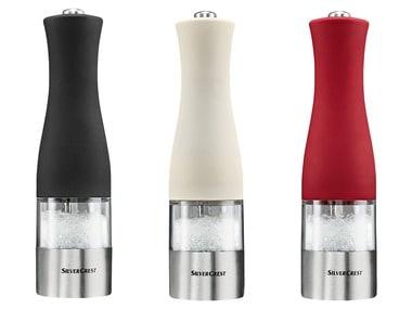SILVERCREST® Elektrický mlýnek na sůl a pepř