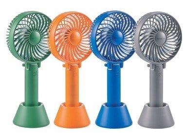 SILVERCREST® Miniaturní ventilátor