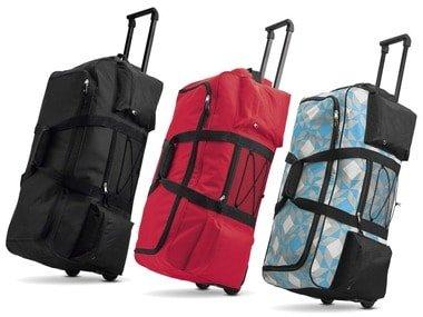 TOPMOVE® Cestovní taška na kolečkách
