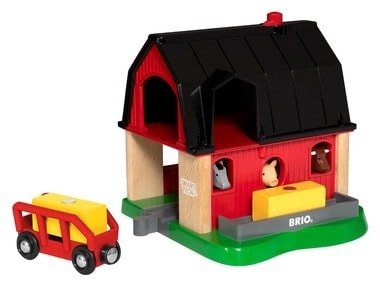 BRIO World World Smart Tech Farma