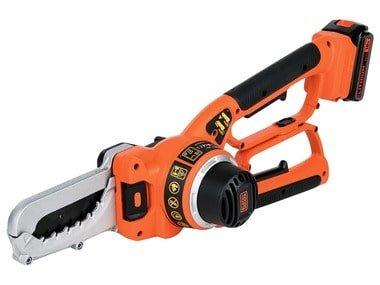 Black&Decker Zahradní nůžky Alligator 18 V