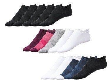 CRIVIT® Dámské kotníkové ponožky