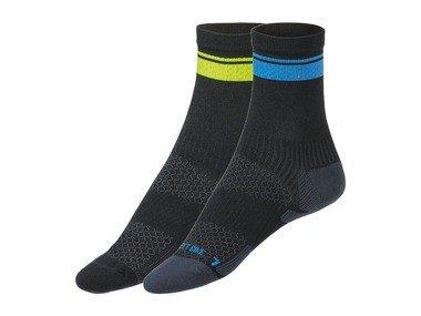 CRIVIT® Pánské cyklistické ponožky