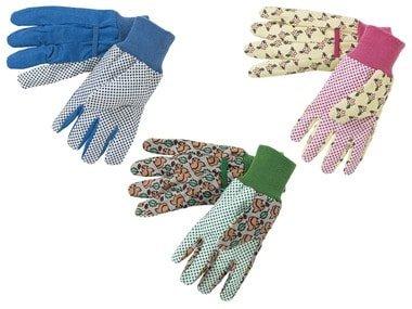 FLORABEST® FLORABEST 2 páry zahradních rukavic