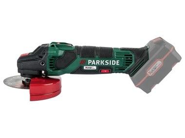 PARKSIDE® Aku úhlová bruska PWSA 20-Li B3 - bez akumulátoru