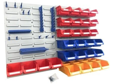 POWERFIX® Úložné boxy POA S 2 C1