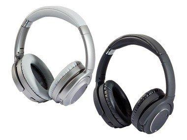 SILVERCREST® Bluetooth® sluchátka s aktivním potlačením okolního hluku ANC