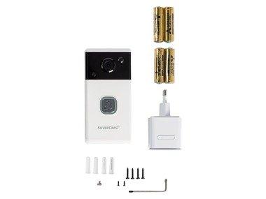 SILVERCREST® Domácí videotelefon STWT 720 A1
