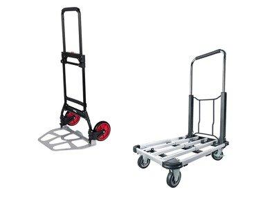 POWERFIX® Hliníkový vozík / sklápěcí rudl