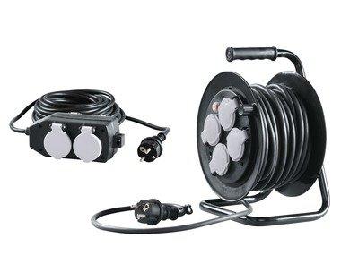 POWERFIX® Kabelový buben / Prodlužovací kabel