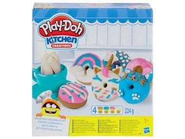 PlayDoh Barevné donuty
