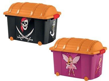 CASSETTI® Box na kolečkách