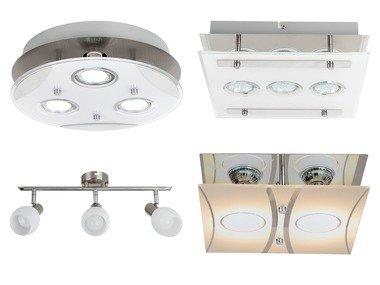 LIVARNOLUX® LED nástěnné/stropní svítidlo