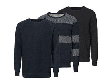 LIVERGY® Pánský svetr BIO