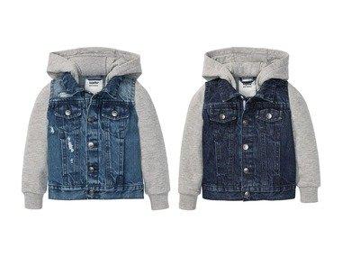 LUPILU® Chlapecká džínová bunda