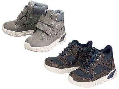 LUPILU® Chlapecká kotníková obuv Air & Fresh