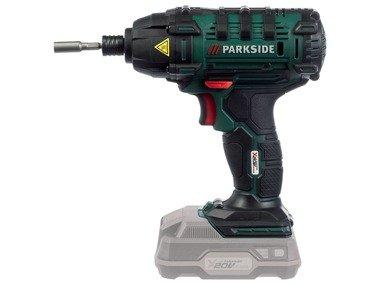 PARKSIDE® Aku příklepový utahovák PDSSA 20-Li A1 – bez akumulátoru