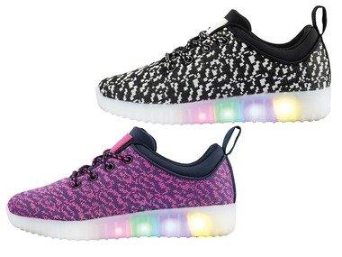 PEPPERTS® Dívčí svíticí obuv