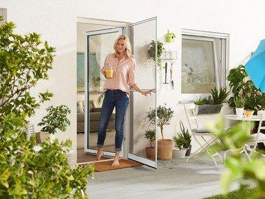 POWERFIX® Ochrana proti hmyzu na dveře 100 x 210 cm