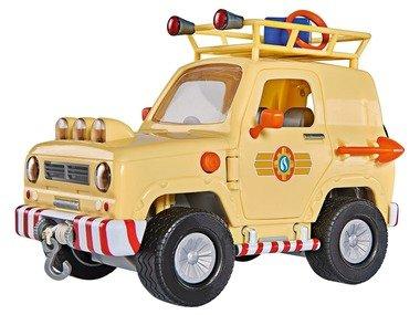 Simba Požárník Sam – Tomův záchranářský jeep 4x4
