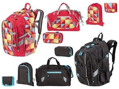 TOPMOVE® Školní sada batohů 5dílná