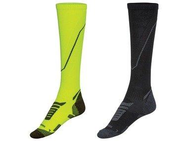 CRIVIT® Pánské běžecké kompresní ponožky