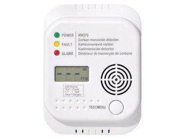 Detektor oxidu uhelnatého