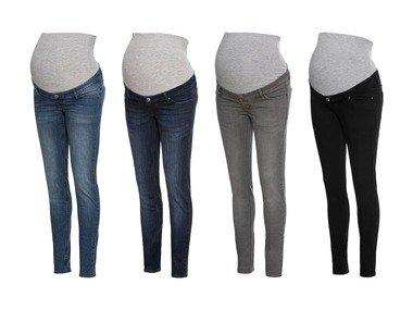 """ESMARA® Dámské těhotenské džíny BIO """"Super Skinny"""""""
