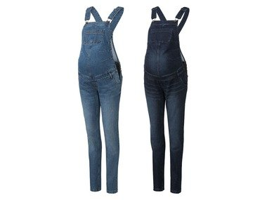 """ESMARA® Dámské těhotenské laclové kalhoty BIO """"Skinny Fit"""""""