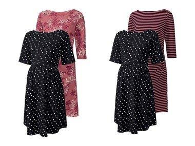 ESMARA® Těhotenské šaty BIO