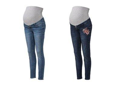 "ESMARA® Těhotenské džíny ""Super Skinny Fit"" BIO"