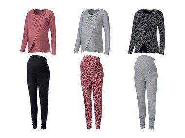 ESMARA®Lingerie Těhotenské pyžamo BIO