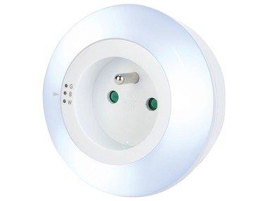 LIVARNOLUX® Noční LED světlo se zásuvkou
