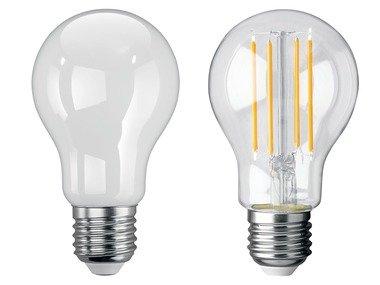 LIVARNOLUX® Sada filamentových LED žárovek