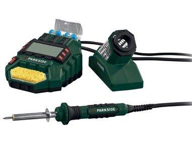 PARKSIDE® Digitální pájecí stanice PLSD 48 B2