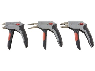 POWERFIX® Ergonomické kombinované kleště / špičaté kleště / špičaté kleště